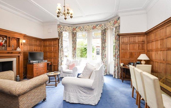 Flat for sale in Daleham Gardens, Hampstead