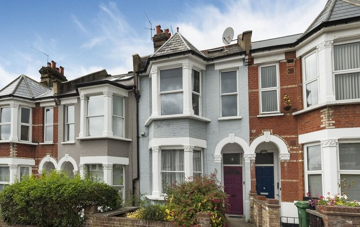 Flat for sale in Burrard Road, West Hampstead