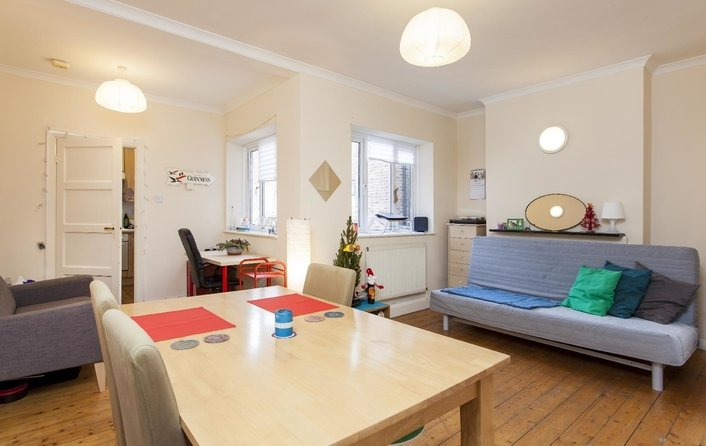 Flat for sale in Mackeson Road, Hampstead