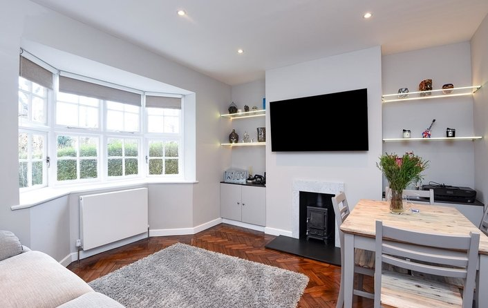 Flat for sale in Midholm Close, Hampstead Garden Suburb