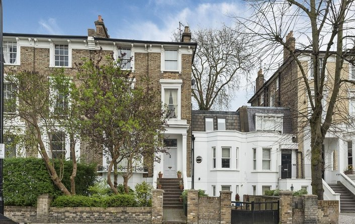 Flat for sale in Parkhill Road, Belsize Park