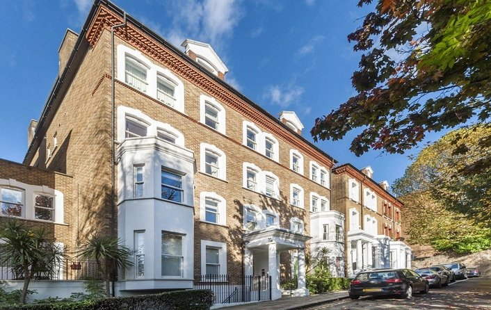 Property to rent in Belsize Avenue, Belsize Park