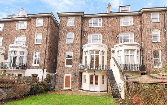 House to rent in Belsize Park, Belsize Park