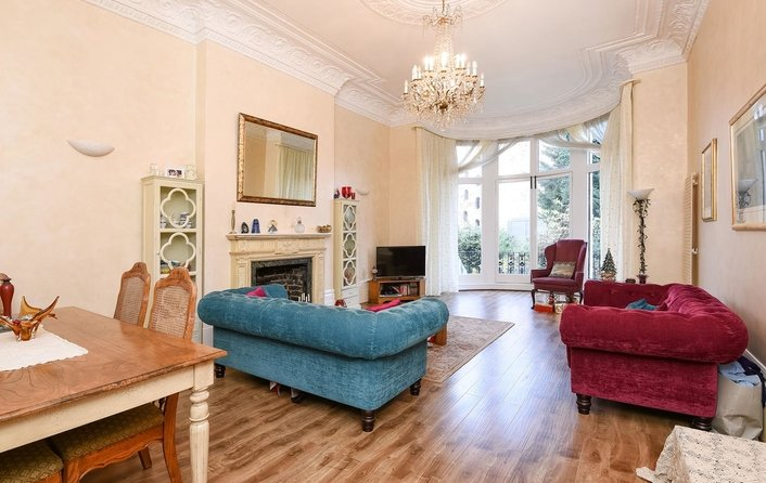 Property to rent in Belsize Park Gardens, Belsize Park