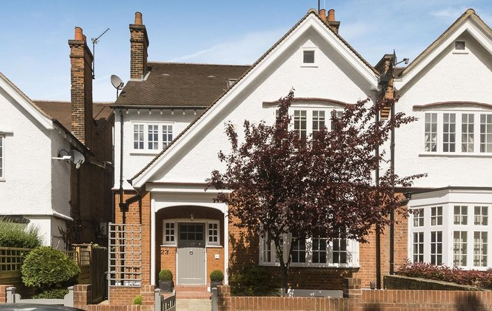 House to rent in Briardale Gardens, Hampstead