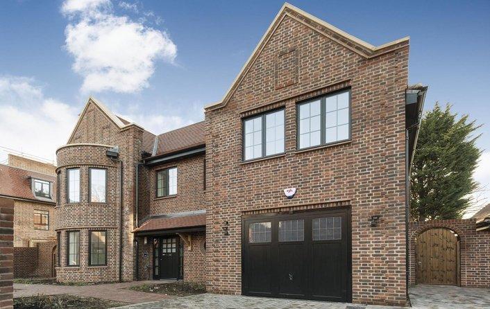 House to rent in Chandos Way, Hampstead Garden Suburb