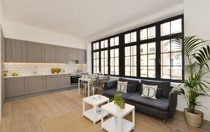 Property to rent in Great Titchfield Street, Fitzrovia