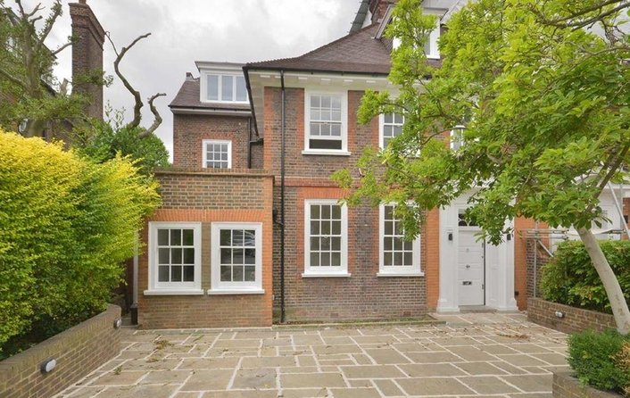 House to rent in Greenaway Gardens, Hampstead