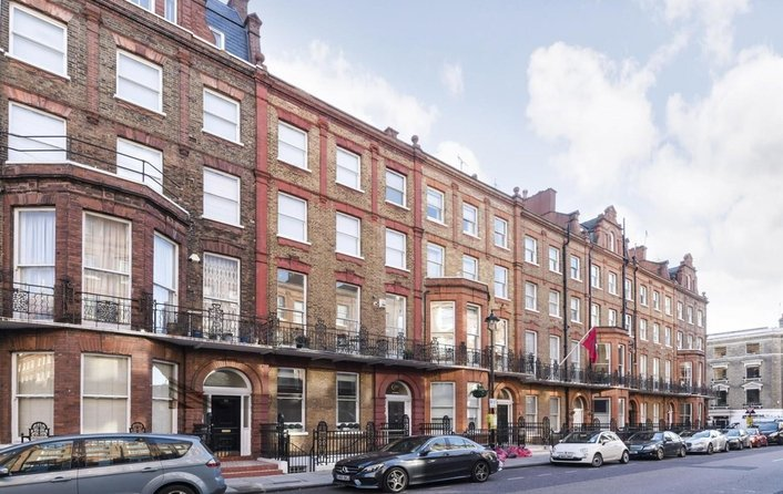 Flat to rent in Nottingham Place, Marylebone