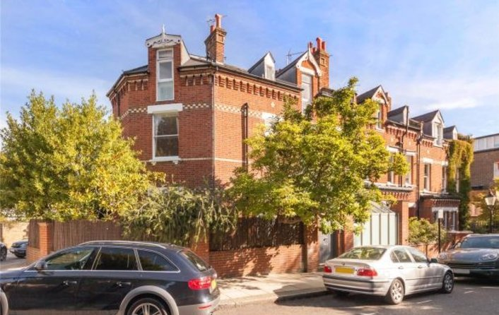 House to rent in Rudall Crescent, Hampstead