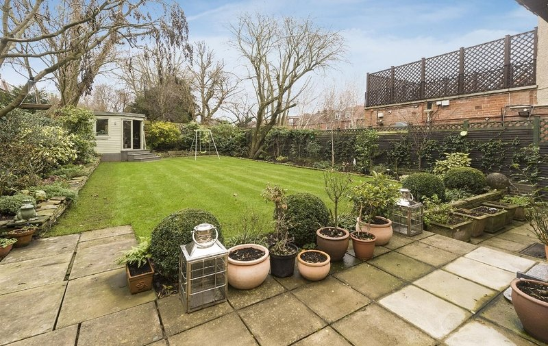 Flat for sale in Akenside Road, Hampstead
