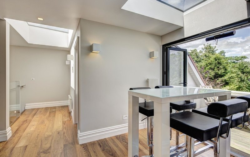 Flat for sale in Canfield Gardens, South Hampstead