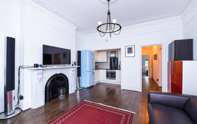 Flat for sale in Denning Road, Hampstead Village
