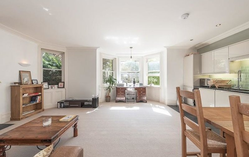 Flat for sale in Prince Arthur Road, Hampstead Village