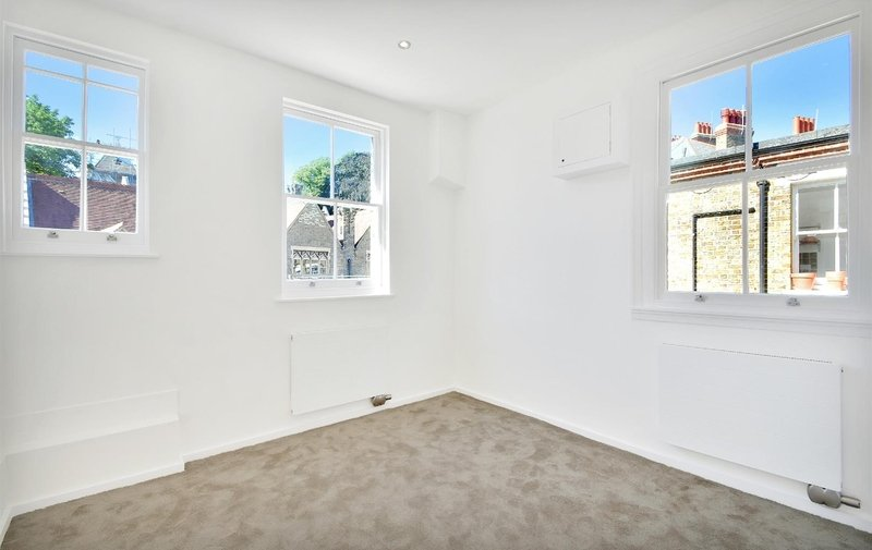 Flat for sale in Grove Place, Hampstead Village