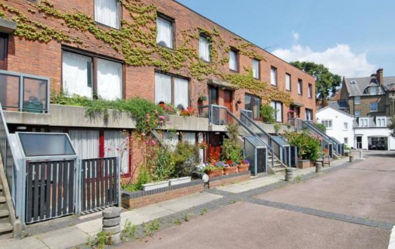 Flat for sale in Holly Bush Vale, Hampstead Village