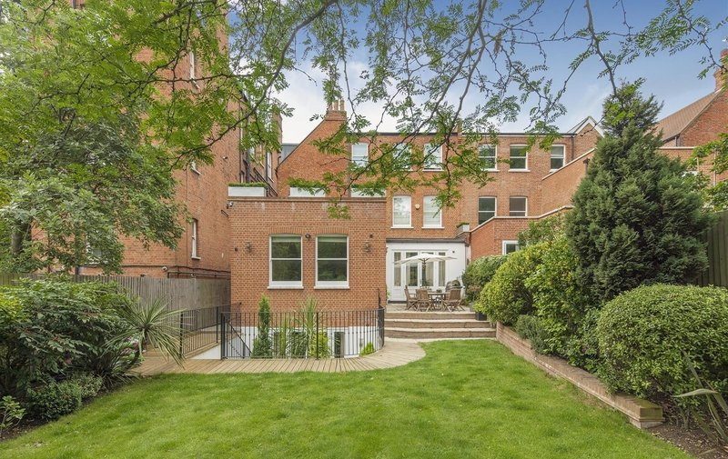 House for sale in Langland Gardens, Hampstead