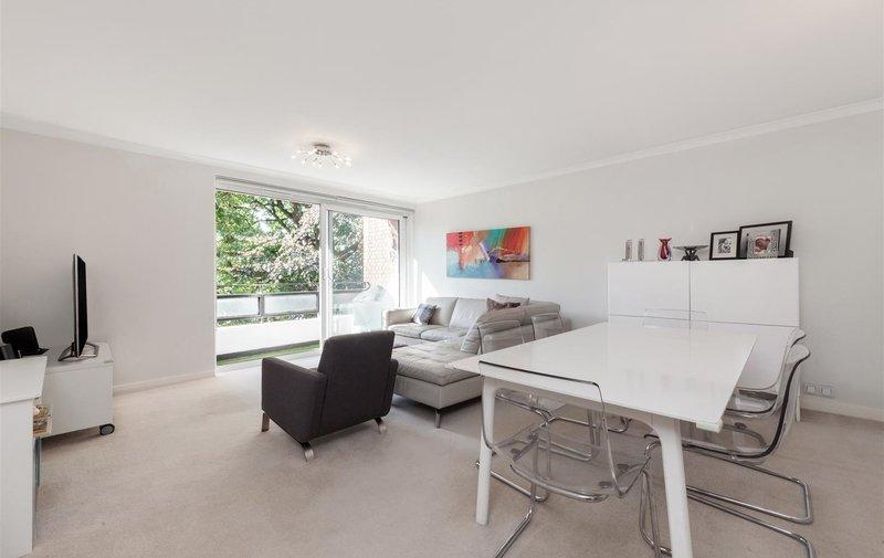 Flat for sale in Maresfield Gardens, Hampstead