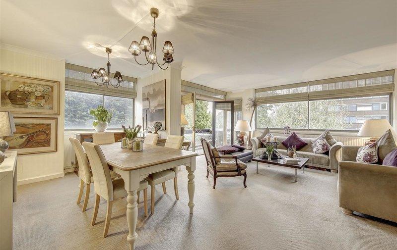 Flat for sale in Oak Hill Park, Hampstead Village