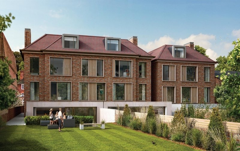 House for sale in Redington Gardens, Hampstead