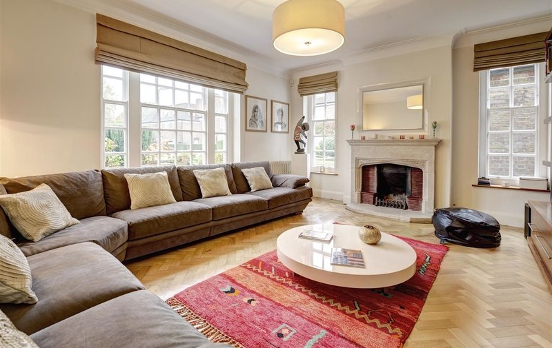 House for sale in South Square, Hampstead Garden Suburb