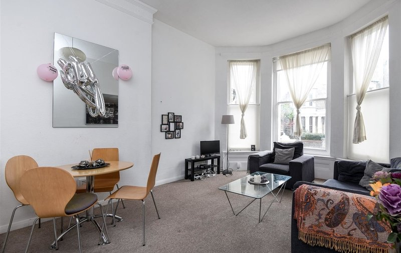 Flat for sale in West End Lane, West Hampstead