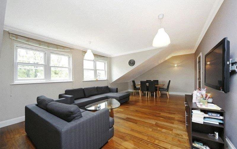 Property to rent in Belsize Avenue, Belsize Park