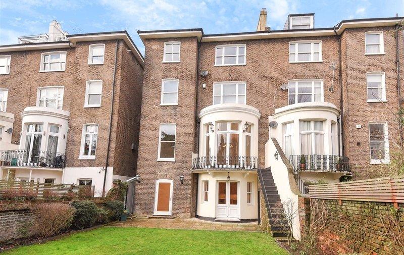 House to rent in Belsize Park, Belsize Park