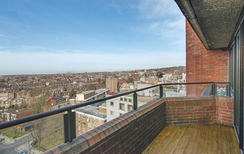 Flat to rent in Finchley Road, Swiss Cottage