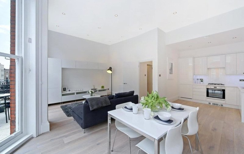 Property to rent in Nottingham Place, Marylebone
