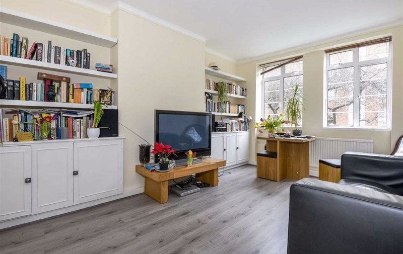 Flat to rent in Shannon Place, St John's Wood
