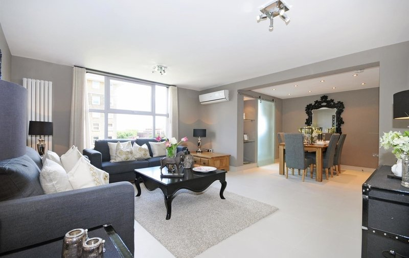 Flat to rent in St. John's Wood Park, St. John's Wood